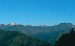 井川高原自然歩道